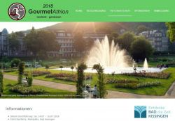 Gourmetathlon Bad Kissingen